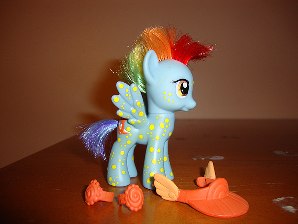 Harley Custom My Little Pony