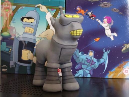 Bender, by Philosophyfox.