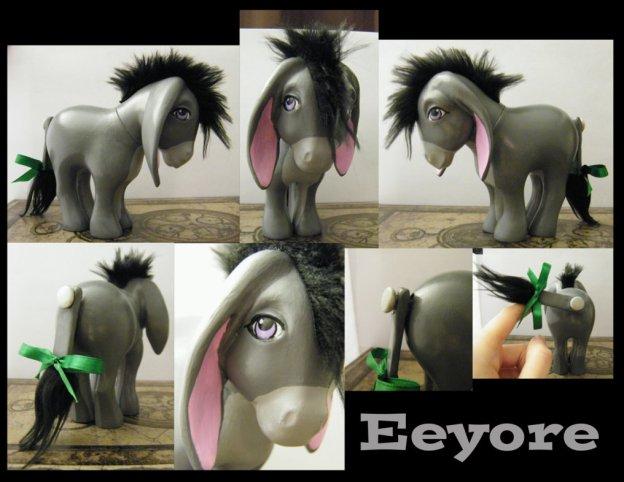 Eeyore, by Alatariel Silimaure.