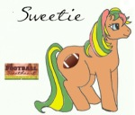 Sweetie, by Tiffany