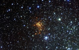 Westerlund 1 Super Star Cluster, by ESO/VPHAS+ Survey/N. Wright