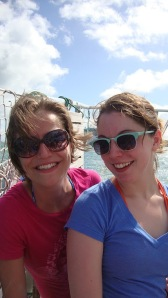 Aly and I in Key West. Writing StO has me itching to return!