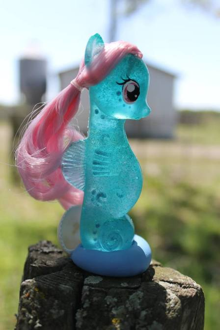 Wind Whistler Seapony, by TiellaNicole