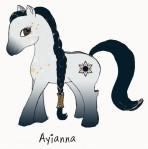 Ayianna, by Jennette