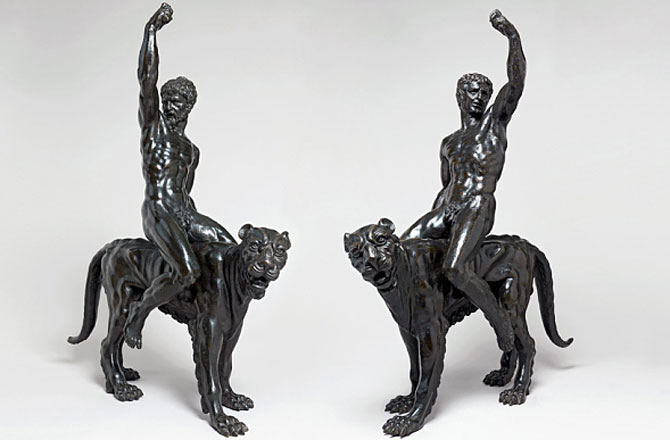Science Tuesday: Two Naked Dudes Riding Panthers…Because #SCIENCE!