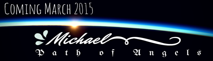 Cover Reveal: Michael, Path of Angels, by Patricia Lynne