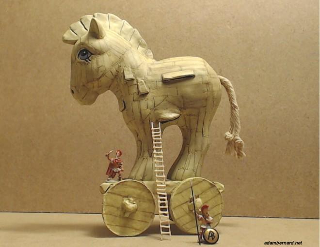 Trojan Pony